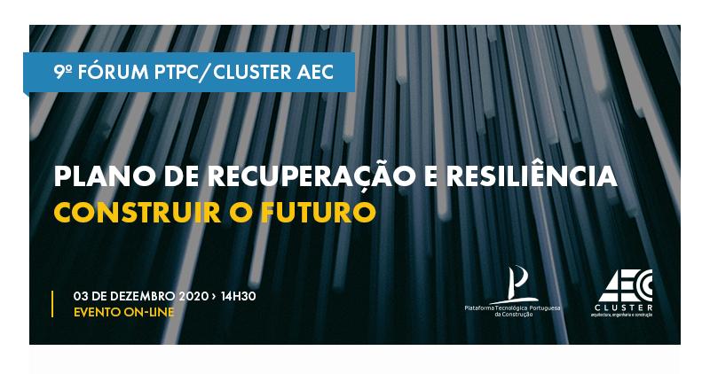 BUILT CoLAB participa no 9º FÓRUM ESTRATÉGICO PTPC – CLUSTER AEC