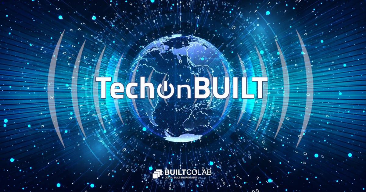 Entradada Video Podcast TechOnBUILT o podacasta da transição digital na construção