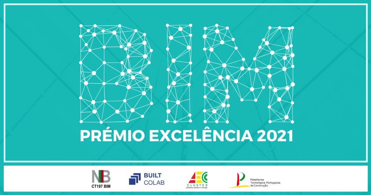 Vencedores dos Prémios Excelência BIM 2021